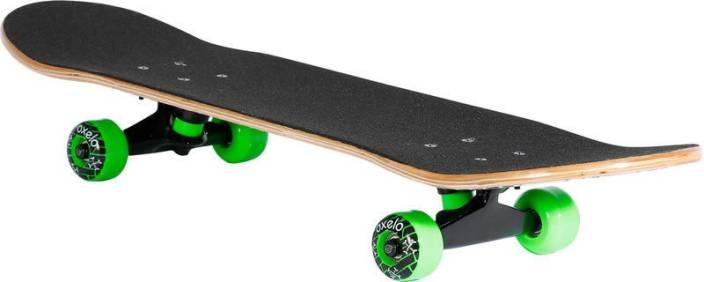 GaWin Wooden 7 inch x 28 inch Skateboard