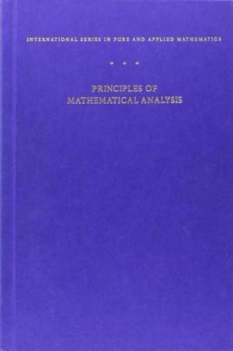 Principles of Mathematical Analysis: Buy Principles of