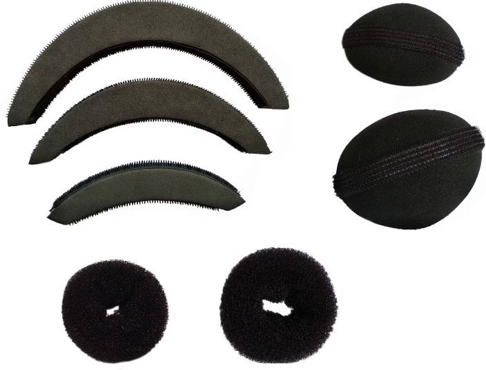 284818d97 CartKIng Hair Style DONUT Perfect BUN- JUDA Maker Tool For Women - Hair  Bumpits -