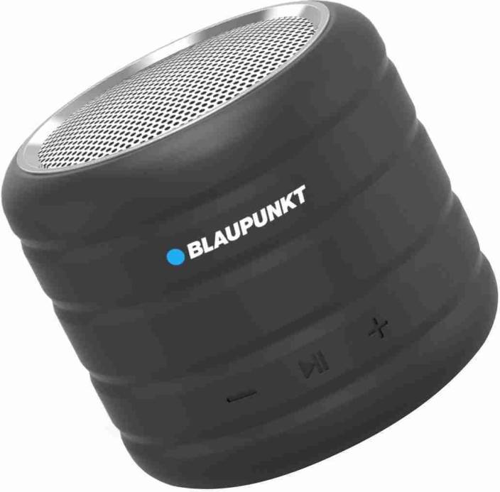 15ec7ae846a Blaupunkt BT-01 3 W Portable Bluetooth Speaker (Black, Stereo Channel)