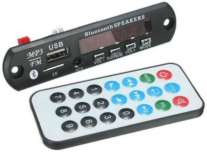 Esp Bluetooth Fm Usb Aux Card Mp3 Stereo Audio Player Decoder Module