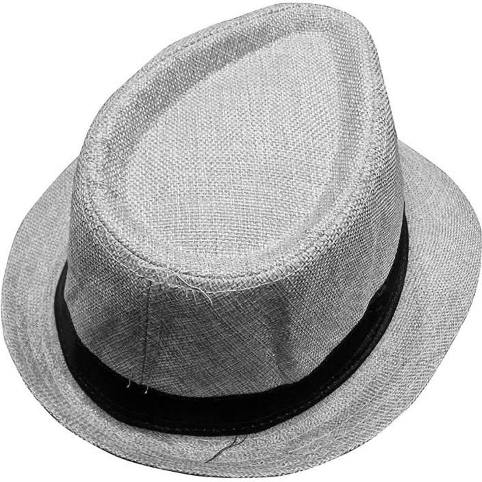 7bceb949853 INAAYA Classic Fedora Hat for Girls Sun Hat Price in India - Buy ...