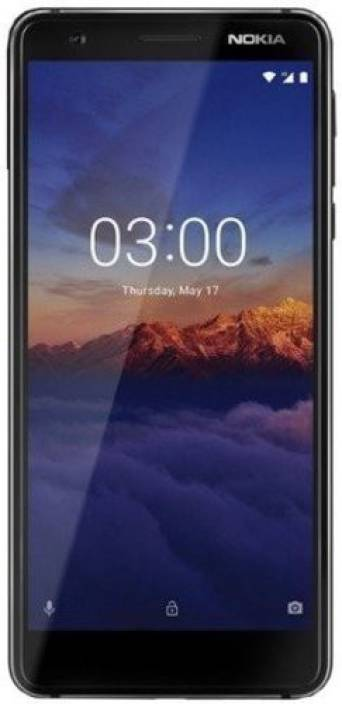 Nokia 3 1 (Black, 32 GB)