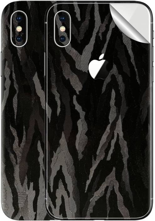online retailer 13c7d 62475 GADGETS WRAP GW-3547 Wild Life Mosaic Skin for Apple iPhone XS Max ...