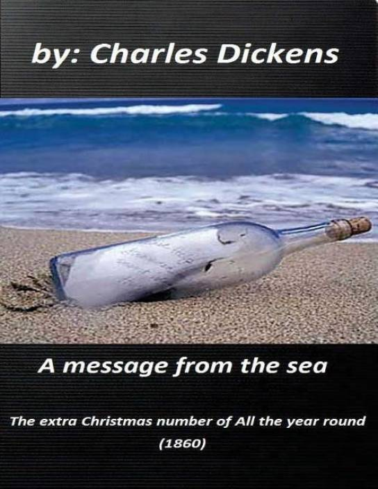 A Message From The Sea English Paperback Dickens