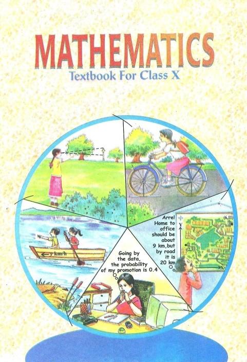 10th Class Maths Book