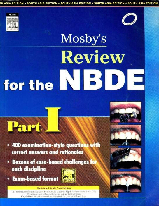 Mosby'S Review for Nbde Part 1: Buy Mosby'S Review for Nbde Part 1