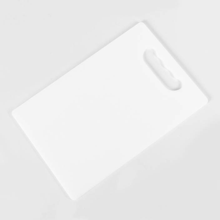 Bluzon Vegetables Fruits Small Chopping Board Plastic Cutting