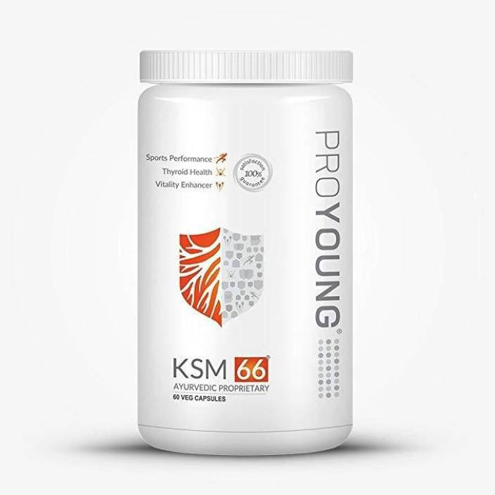 Proyoung KSM-66 - Pure Ashwagandha Root Extract with 5