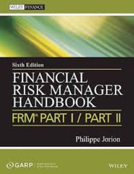 Financial Risk Manager Handbook: Buy Financial Risk Manager