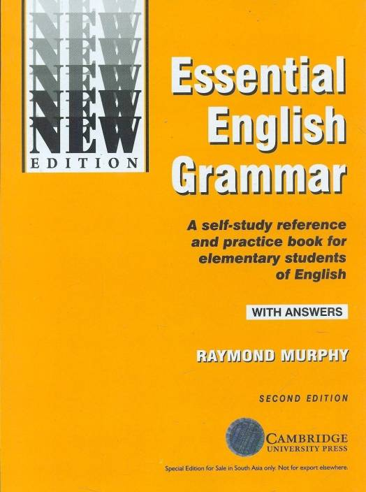 Essential English Grammar  Buy Essential English Grammar by Murphy at Low  Price in India  5f0c7b0a602cb