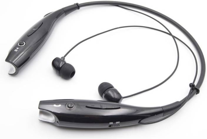 604367e8908 LECO S-730 Neckband Bluetooth Headset with Mic Price in India - Buy ...