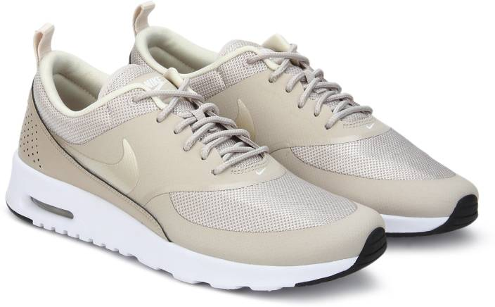low priced 91a21 8553e Nike WMNS NIKE AIR MAX THEA Sneakers For Women (Beige)