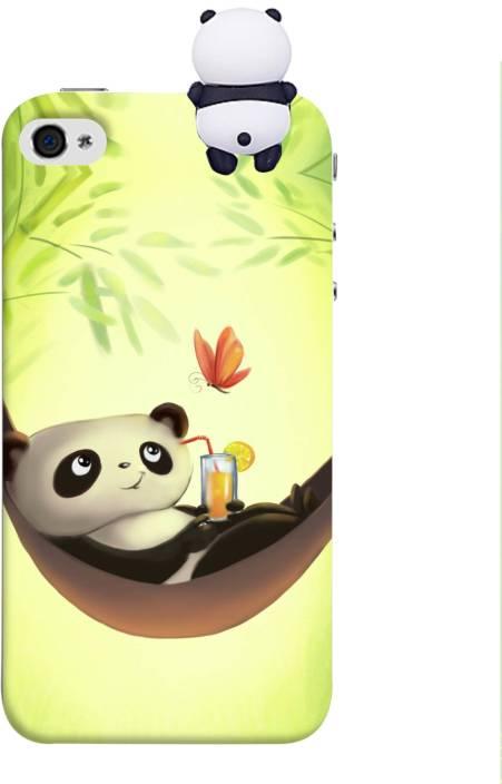 4211ddf029 FUSON Back Cover for Apple iPhone 6/6S - Squishy Cute Panda Doll Designer  Back Case (Multicolor, Grip Case, Polycarbonate)