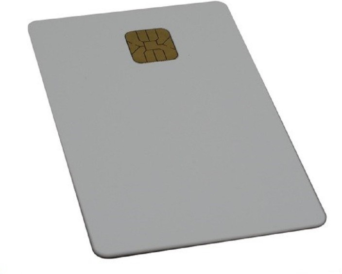 picture regarding Printable Printers identified as ICONS Printable Chip Card (4428 Massive Chip ) For Thermal