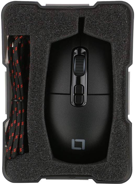 2de67a2f6be Live Tech Advance 2750 DPI Sensor Vulcan Programmable RGB Gaming Mouse for  PC/Laptop/Desktop Wired Mechanical Gaming Mouse (USB 2.0, Black)