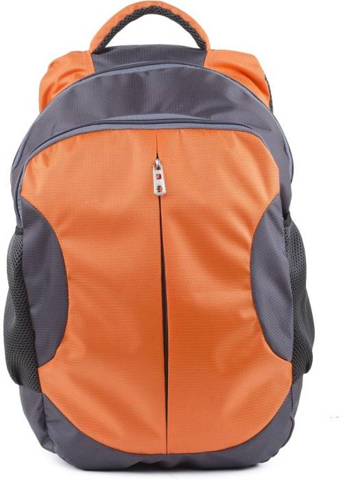 7278c34faf0 TT BAGS DECEMBER COLLECTION ORANGE BAG Waterproof Backpack (Orange