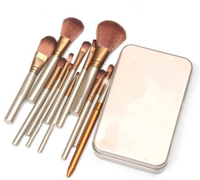 d8cd559144c7 Jamboree 12pcs/set Hot Professional premium quality Make up Brush ...