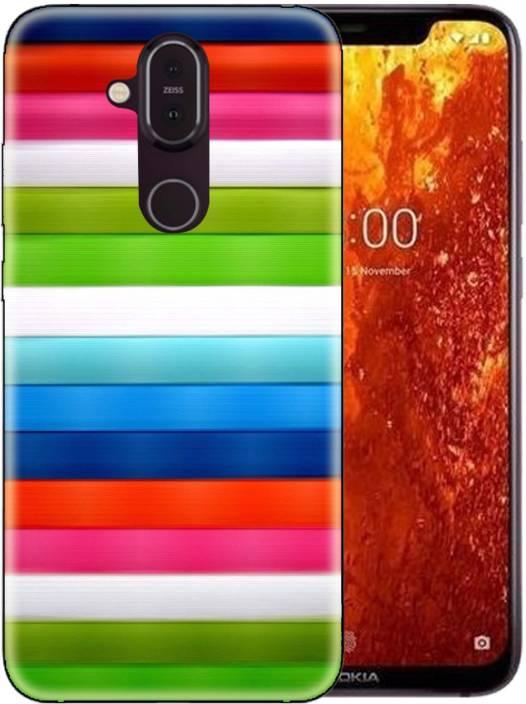 Snazzy Back Cover for Nokia 8 1 - Snazzy : Flipkart com