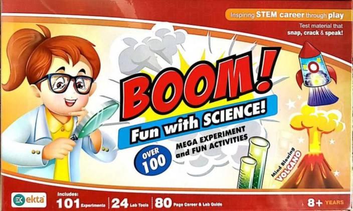ee4d7533 SHIVA1341 BOOM FUN WITH SCIENCE MEGA EXPERIMENT toy for kids Board Game -  BOOM FUN WITH SCIENCE MEGA EXPERIMENT toy for kids . Buy BOOM FUN WITH  SCIENCE ...