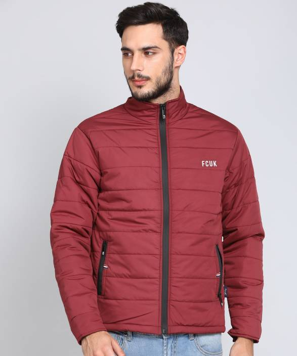 5238e54bdc1 French Connection Full Sleeve Solid Men's Jacket - Buy French ...