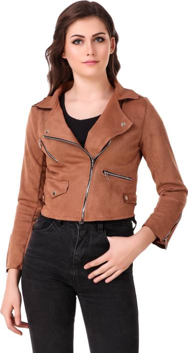80ccab8de78a9 people's choice Full Sleeve Solid Women Jacket - Buy people's choice Full  Sleeve Solid Women Jacket Online at Best Prices in India | Flipkart.com