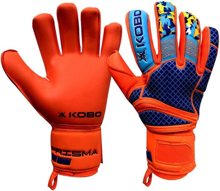 super popular 955f7 90049 Kobo PRISMA Goalkeeping Gloves (XL, Multicolor) - Buy Kobo PRISMA Goalkeeping  Gloves (XL, Multicolor) Online at Best Prices in India - Football    Flipkart. ...