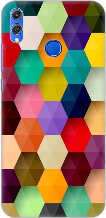 Print Stuff Back Cover for Honor 8X -Designer Printed