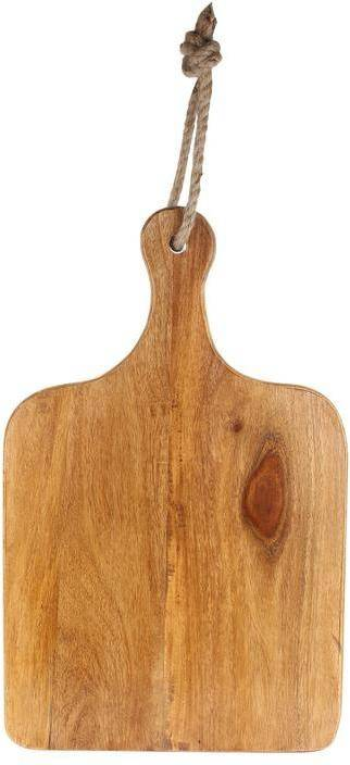 Wrap Your Wish Handmade Hardwood Chopping Board Natural Finish Wood Cutting