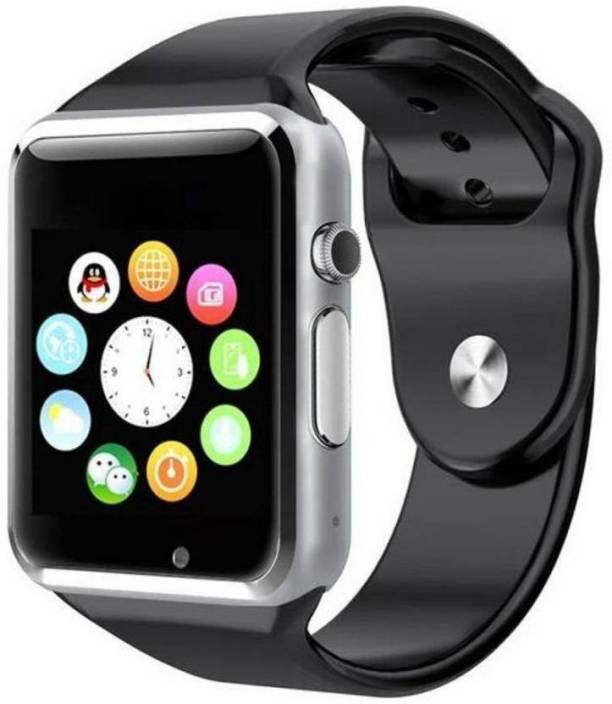 764f861a2d4 gazzet Vivo A6 Silver phone Smartwatch Price in India - Buy gazzet ...