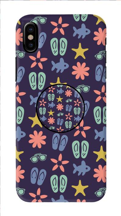 hot sale online 36a54 69f35 My Thing! Back Cover for iPhone X with Pop socket - My Thing ...