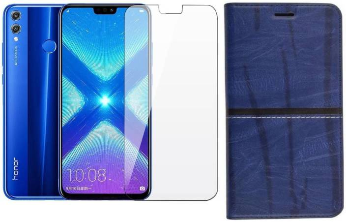 Mozette Screen Protector Accessory Combo for HONOR 8C Price