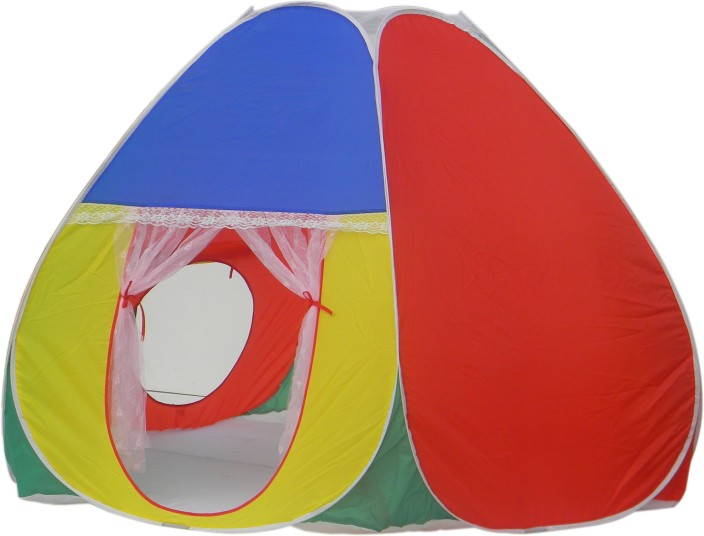 Homecute Hexagonal Igloo Type Popup Kids Toys Play Tent House (Multicolor)  sc 1 st  Flipkart & Homecute Hexagonal Igloo Type Popup Kids Toys Play Tent House ...