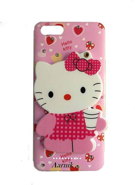 43d8a528f Aarnik Back Cover for Mi Redmi 6A (Pink, Shock Proof, Silicon)