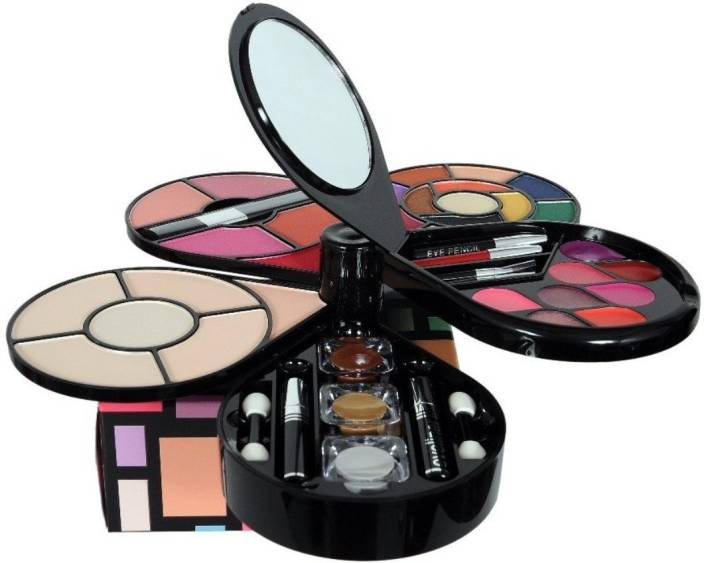 Incolor Professional Makeup Kit For Women - Price in India, Buy Incolor Professional Makeup Kit For Women Online In India, Reviews, Ratings & Features ...