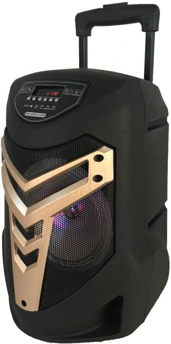 TechGear 8 INCH PORT Indoor, Outdoor PA System Price in