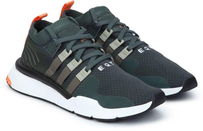 c64fc8f0cbbc ADIDAS ORIGINALS EQT SUPPORT MID ADV Running Shoes For Men (Multicolor)