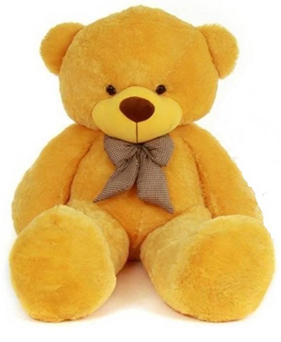 Arvel high quality 4 feet brown teddy bear / anniversary teddy bear / hug able teddy