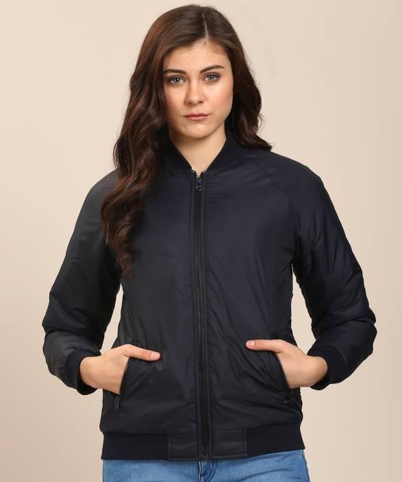 Provogue Full Sleeve Solid Women's Jacket
