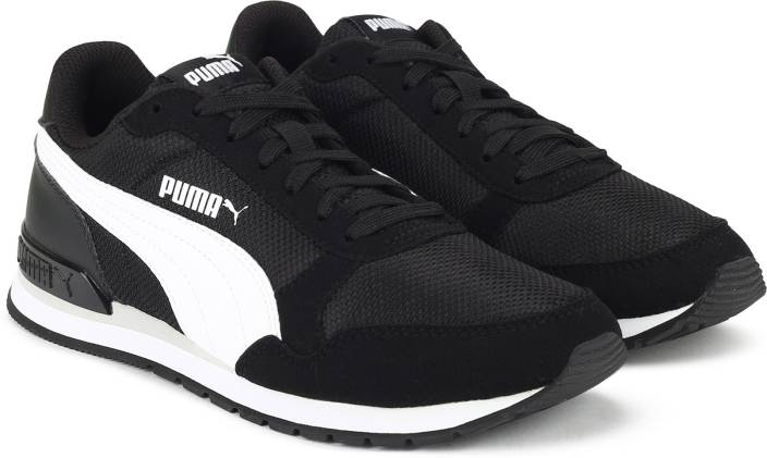 Puma Boys & Girls Lace Running Shoes