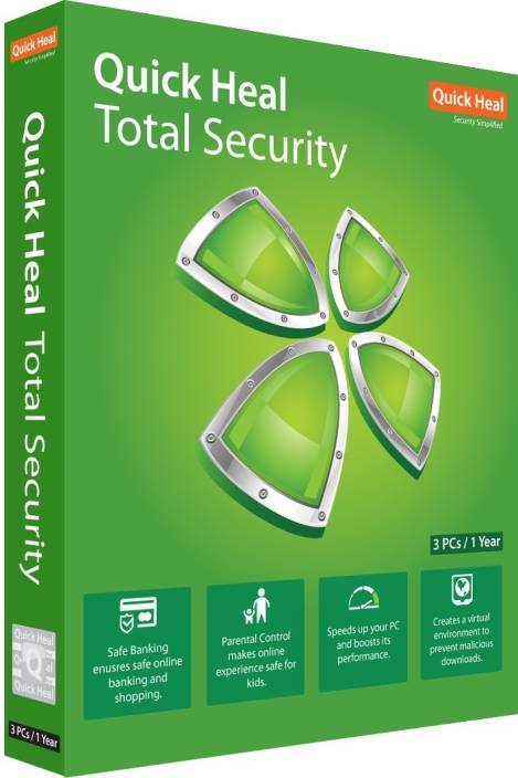 quick heal total security crack product key