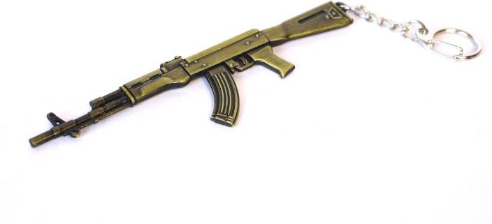 Trunkin TRN-624 PUBG GUN AK47 Key Chain Price in India - Buy