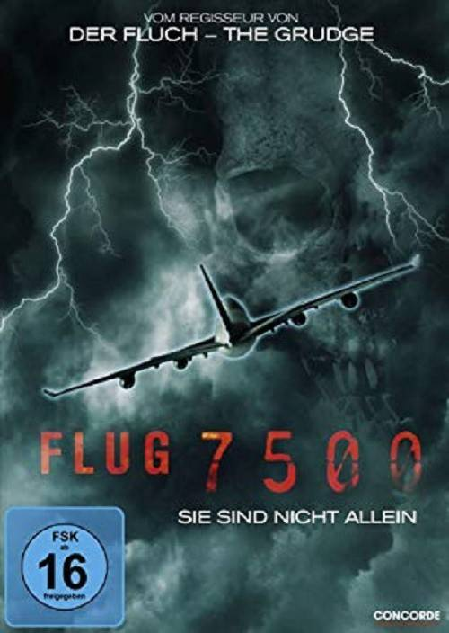Flug 7500 Sie Sind Nicht Allein Import Allemand Dvd Region 2 English