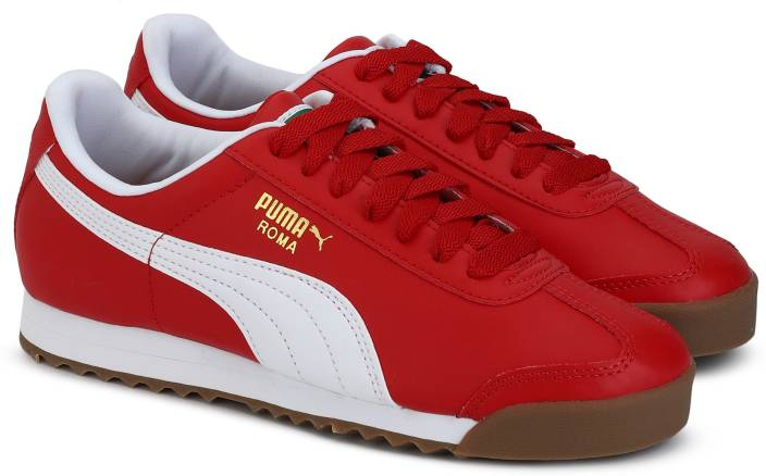 Puma Roma Basic Sneakers For Men - Buy Puma Roma Basic Sneakers For ... ba21119e4