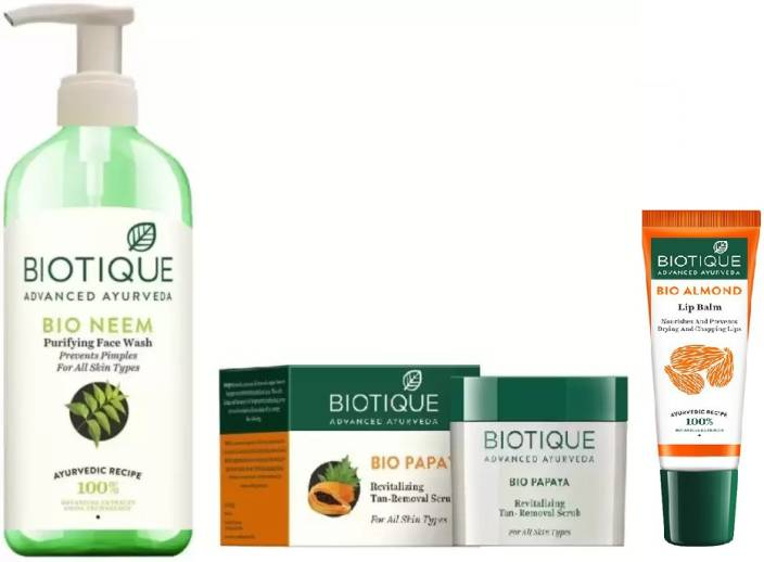 1177bc890e BIOTIQUE BIO Neem Purifying Face Wash