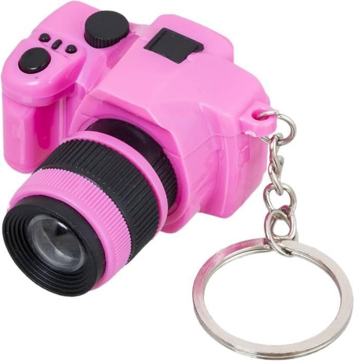 Shubheksha Camera Design keycahin with Flash-Light   Flash-Sound Pink Key  Chain Price in India - Buy Shubheksha Camera Design keycahin with  Flash-Light ... cc3ed98ac8
