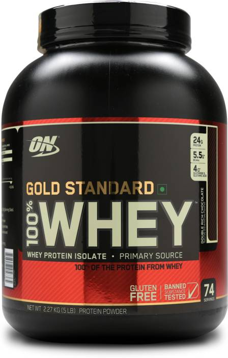 579b80087 Optimum Nutrition Gold Standard 100% Whey Protein Price in India ...