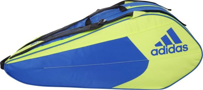 Badminton Sporting Goods Adidas Racket Bag Uberschall F5 9 Racket Thermo