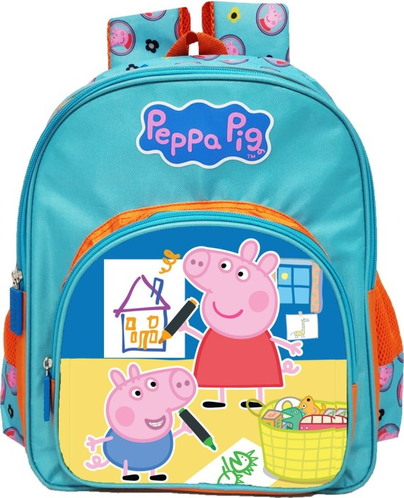 """Peppa Pig Small Backpack 12/"""" inches /& Lunch Box BRAND NEW Licensed Product"""