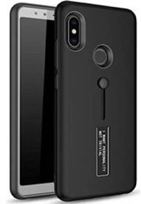 bbcd388bde Wellpoint Back Cover for MI Redmi Note 7 Pro Case (Black, Shock Proof)